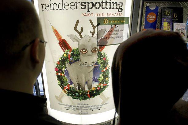 Äiti muistelee Reindeerspotting-elokuvan päähenkilöä lämmöllä.