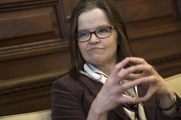 Päivi Nerg on Iltalehden tietojen mukaan nousemassa valtiovarainministeriön kansliapäälliköksi.