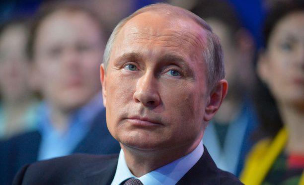 Vladimir Putinin menneisyydestä on paljastunut uusia tietoja.