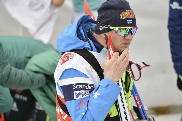 Päävalmentaja Matti Haavisto on pettynyt Suomen hiihtoporukan tulokseen Seefeldissä.