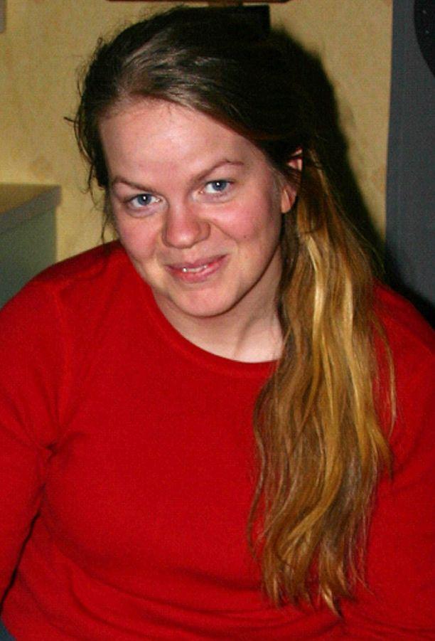 29-vuotias Carolin Stenvall katosi vuonna 2008.
