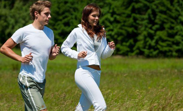 Juoksuharrastuksesta saa eniten iloa, kun juoksee itselleen sopivalla tavalla.