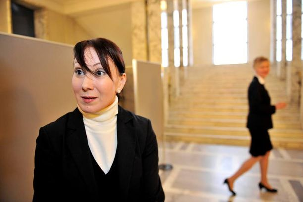 Perussuomalaisten toinen varapuheenjohtaja, torniolainen Hanna Mäntylä, 40, nousee puolueensa naisministeriksi edustamaan Lappia. Perussuomalaisten sotevastaavana hän on tarjolla sosiaali- ja terveysministeriksi.