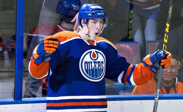 Ryan Nugent-Hopkins jää sivuun Kanadan MM-ryhmästä.