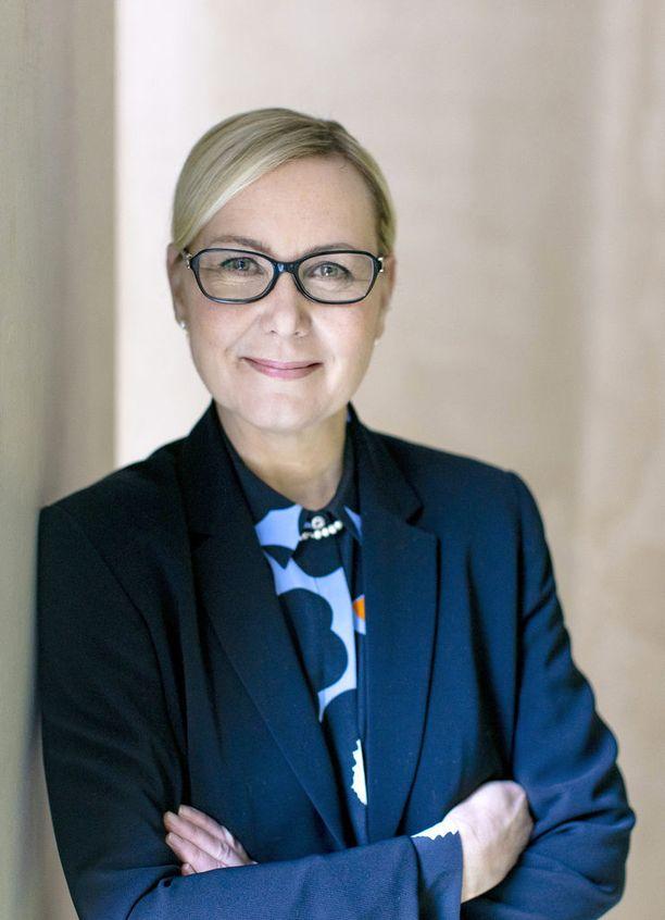 """Gasumin toimitusjohtaja Johanna Lamminen tulkitsee, että kirje kohdistuu """"minuun ja yhtiön johtoon""""."""