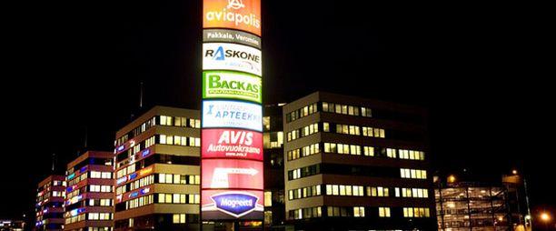 Aviapolis on parasta Vantaata yrityksille.