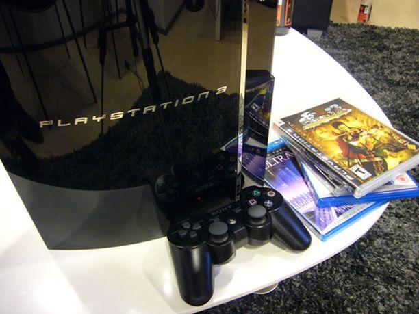 PS3:n ohjain on onnistunut.