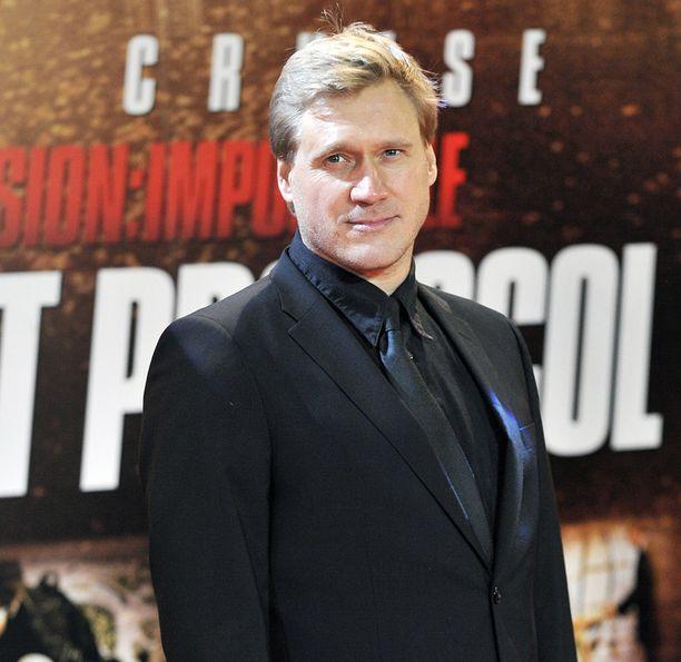Samuli Edelmann on näyttävässä osassa Tom Cruisen tähdittämässä 140 miljoonan dollarin Mission Impossiblessa.