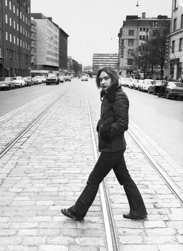 1974 Helsinginkadun blues.