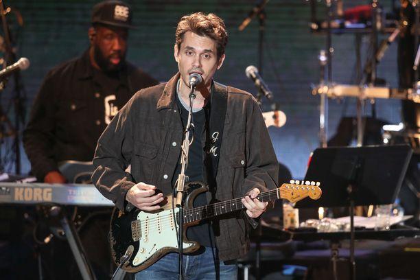 John Mayer on parhaillaan maailmankiertueella.
