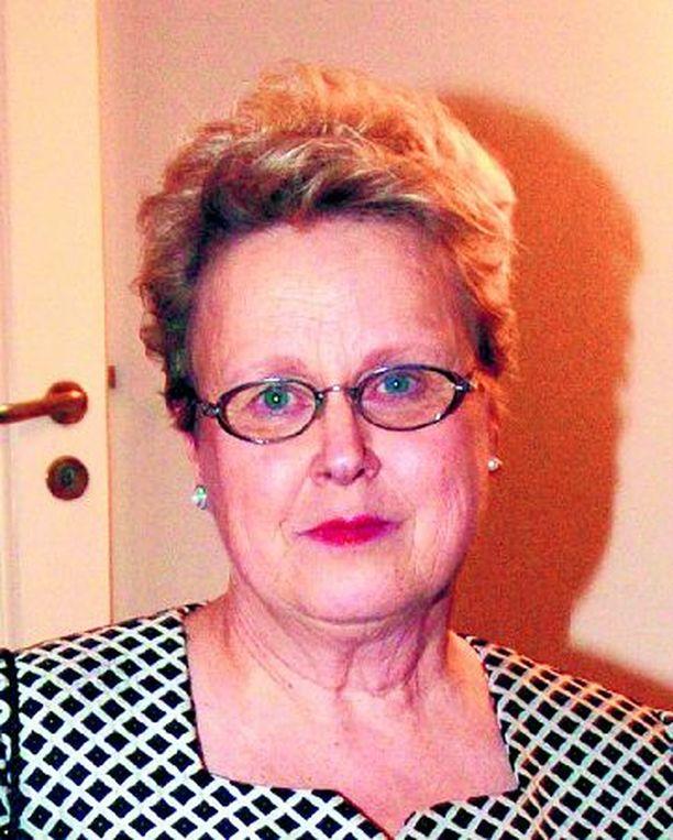 Oikeushammaslääkäri Helena Ranta osallistui Lappeenrannan Huhtiniemen joukkohaudan etsimiseen.