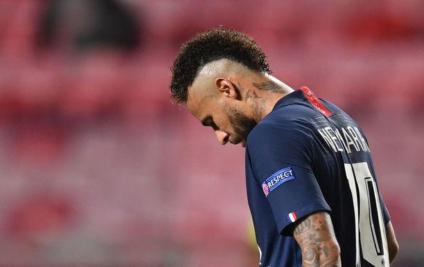 Neymarin kausi päättyi 23. elokuuta Mestarien liigan finaalitappioon.