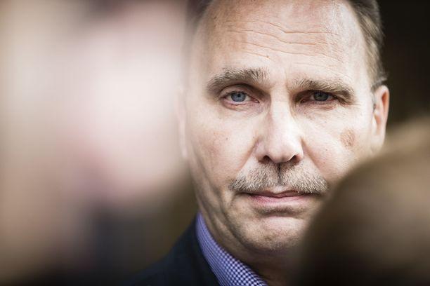 – Jotain tapahtui asunnossa ja se johti toisen kuolemaan, sanoo rikoskomisario Olli Töyräs.