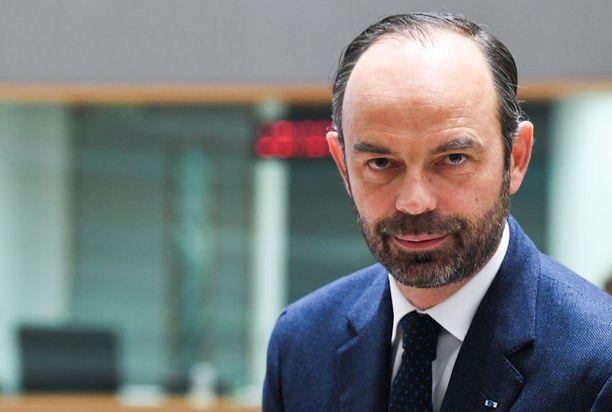 Edouard Philippen mukaan pääministerin liikkuminen maksaa.