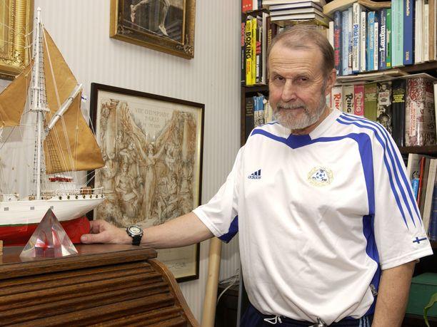 Raimo Häyrinen kuoli 79-vuotiaana.