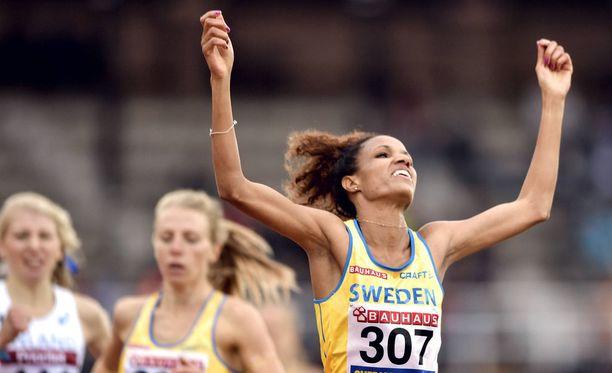 Meraf Bahta voitti 800 metriä lauantaina.