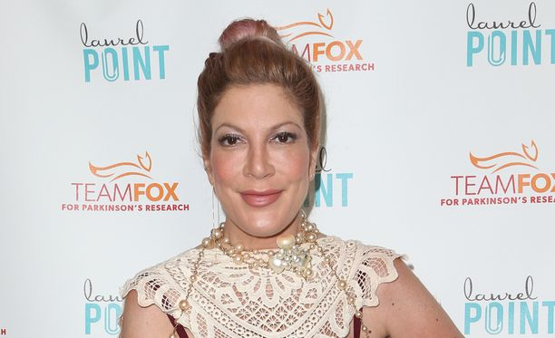 Tori Spelling muistetaan Beverly Hills 90210 -sarjasta.