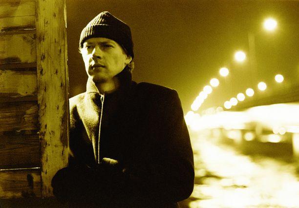 Ilkka Remes on Suomen suosituimpia kirjailijoita. Hän on oikealta nimeltään Petri Pykälä ja hänestä on vähän kuvia. Kuva vuodelta 2006.