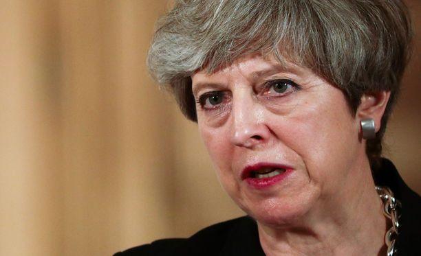 Parlamentti oli keskiviikkona koolla ensimmäistä kertaa sitten parin viikon takaisten parlamenttivaalien. Theresa May kärsi vaaleissa karun tappion.