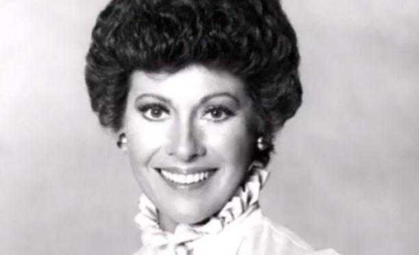 Susan Brown nähtiin myös Murhasta tuli totta -sarjassa.
