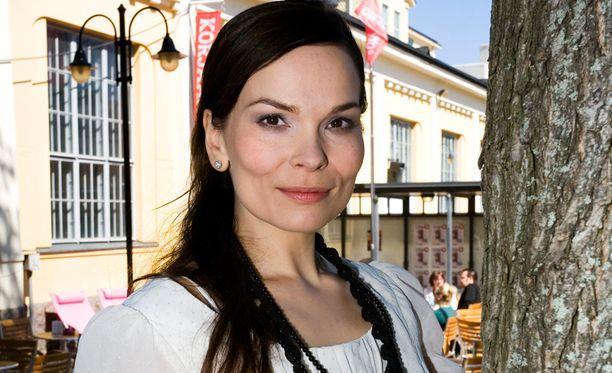Saija-Reetta Kotirinnan uusperhe on kahdeksanhenkinen.