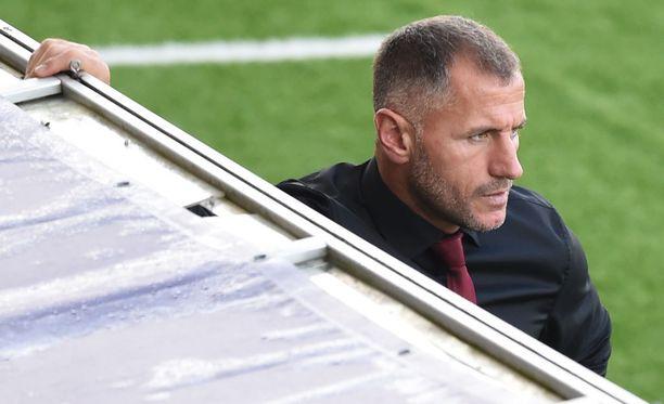 Shefki Kuqin mukaan Interin pelaajat pannaan kuntokuurille.