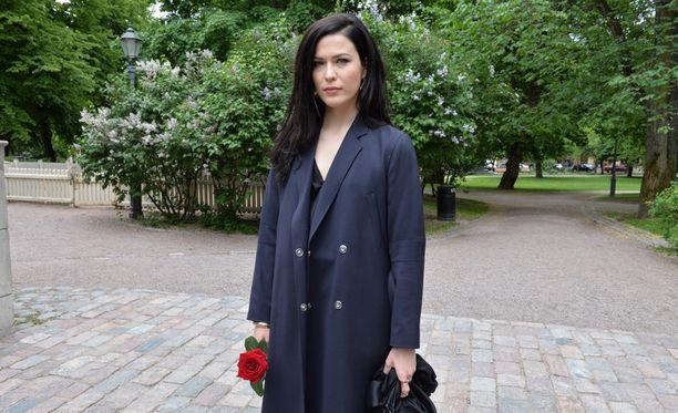 Laulaja Jenni Vartiainen kertoo, että viimeinen puhelu Riki Sorsan kanssa oli hyvin tunteikas hetki.