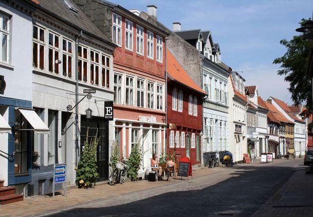 Fynin suurin kaupunki on Odense.