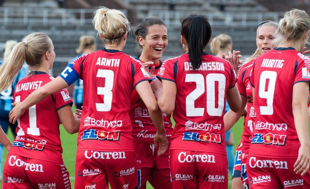 Linköpings voitti toisen peräkkäisen Ruotsin mestaruuden.