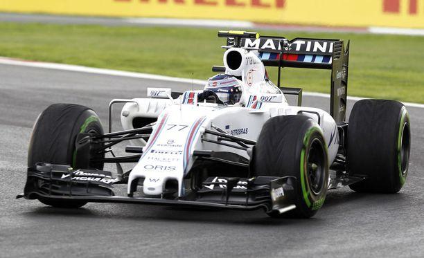 Valtteri Bottas starttaa huomenna Meksikon GP:ssä kuudennesta lähtöruudusta.
