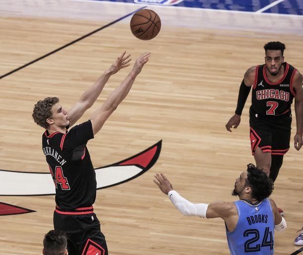 Lauri Markkanen lähtee hakemaan uutta alkua NBA-uralleen Clevelandista.