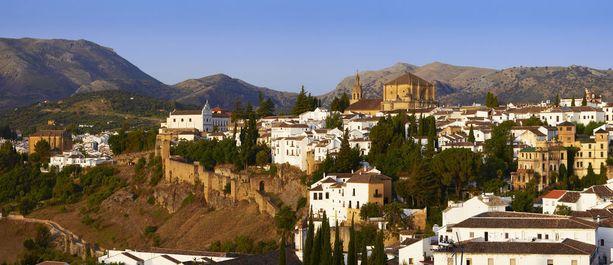 Rondan kaupungissa on noin 35 000 asukasta.