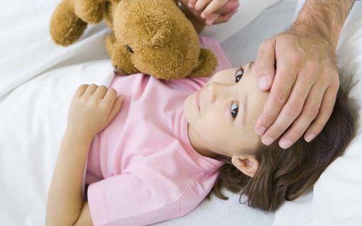 Lapsi sairastui – näin tiedät, milloin hänet voi viedä taas päivähoitoon