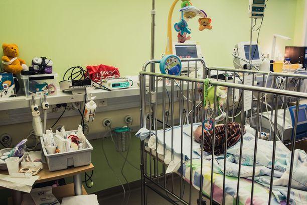 Pihkala muistaa monia potilaita uransa varrelta lastensairaalasta.