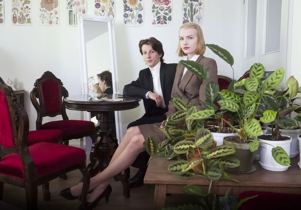Tommi Penttilän ja Niina Tuonosen kuva työelämästä ei ole kovin ruusuinen.