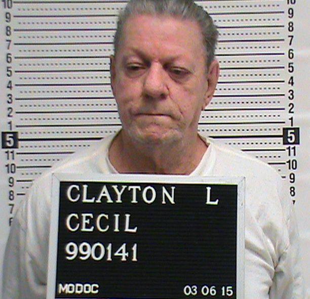 Cecil Claytonin aivoista puuttui pala.