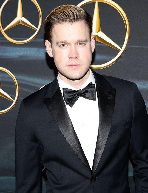 Chord Overstreet tunnetaan Glee-sarjasta.