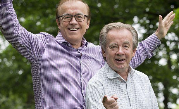 Matti ja Teppo tienasivat vuonna 2013 melkein sata tuhatta mieheen.