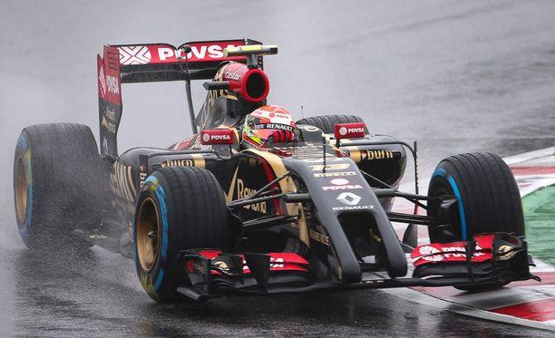 Lotus luopuu Renault'n moottoreista.