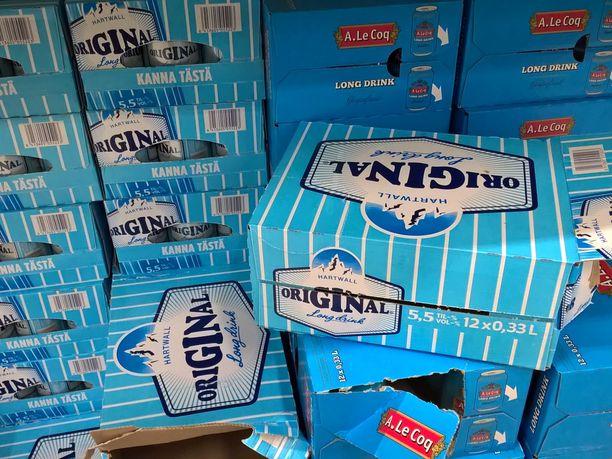 Suomi ei saa vielä säätää alkoholin etämyynnin kieltävää lakia.