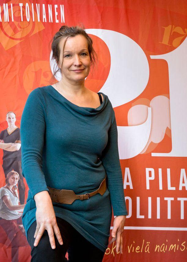 Johanna Vuoksenmaan käsikirjoitus valittiin vuoden parhaaksi.