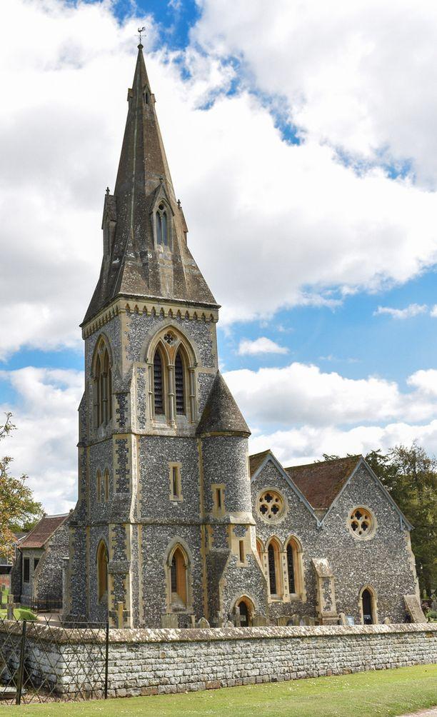 Pippa Middleton ja James Matthews vihitään 20. toukokuuta tässä St Markin kirkossa.