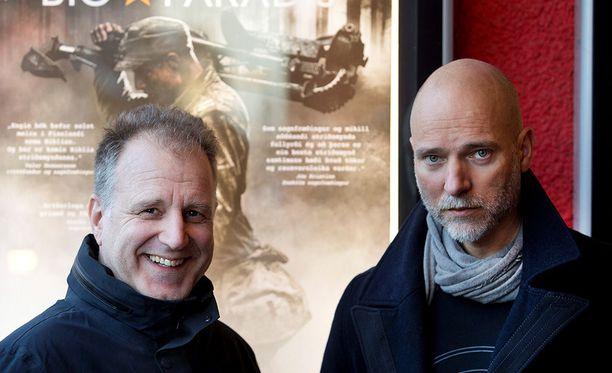 Tuntematon sotilas on kiinnostanut myös kansainvälisesti. Islannissa elokuvan ensi-iltaa tuli katsomaan esimerkiksi ministereitä.