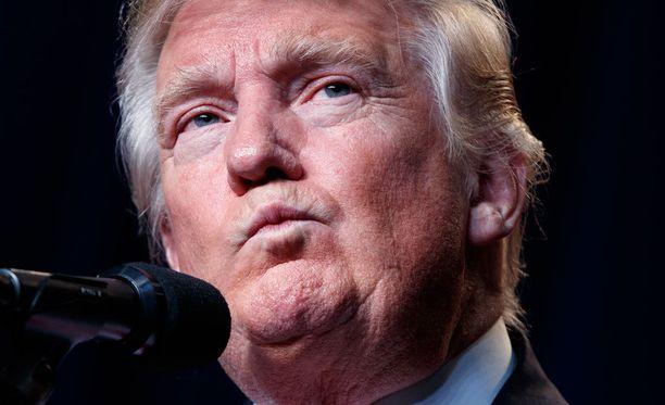 Mielipidemittaukset eivät näytä suosiollisilta Donald Trumpille.