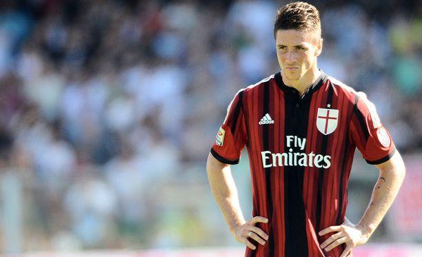Fernando Torresia huhuillaan takaisin Madridiin.
