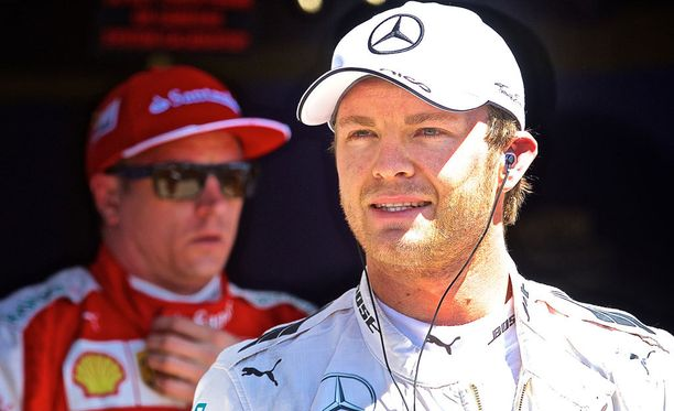 Nico Rosberg koki Lewis Hamiltonin tallitoverina monesti sen, mitä Kimi Räikkönen on kokenut nyt kahtena peräkkäisenä viikonloppuna.