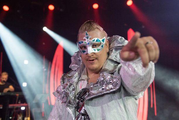 Wiskari tulkitsi Tähdet, tähdet –ohjelmassa taannoin Lady Gagaa. Artistista on kisan myötä kuoriutunut multitalentti.