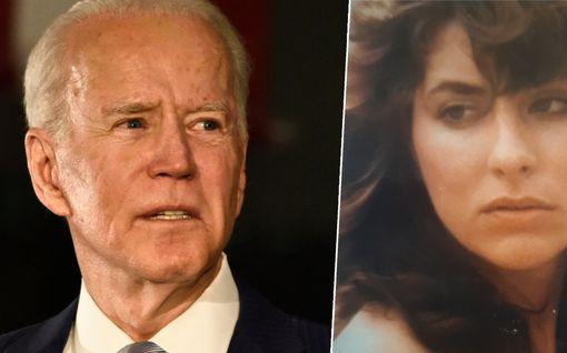 Entinen alainen syyttää Joe Bideniä seksuaalisesta ahdistelusta