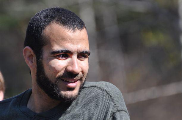 Omar Khadr pääsi vapauteen vuonna 2015.
