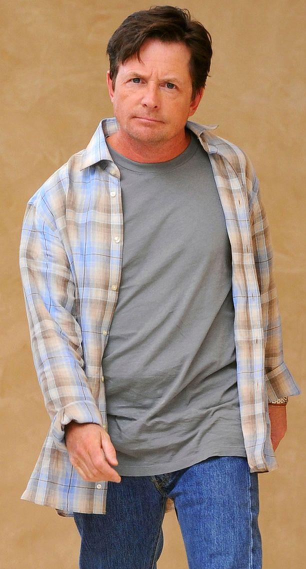 Michael J. Foxilla on myös Yhdysvaltojen kansallisuus.